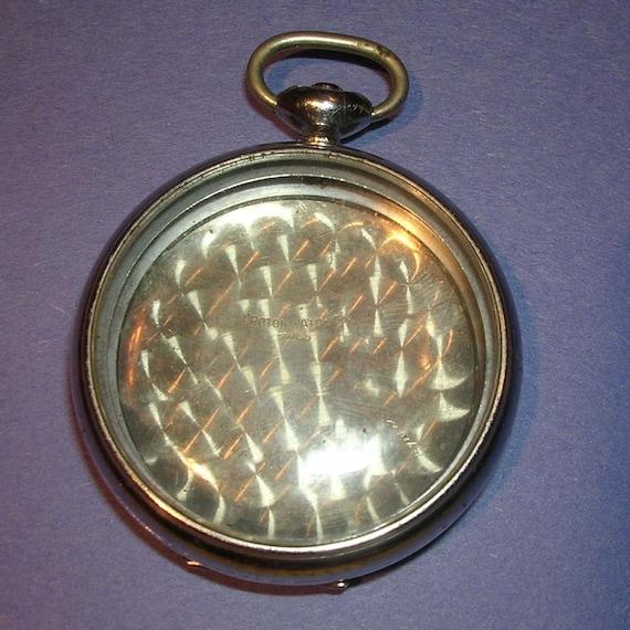 swiss pocket antique croton by stratusjewelrysupply
