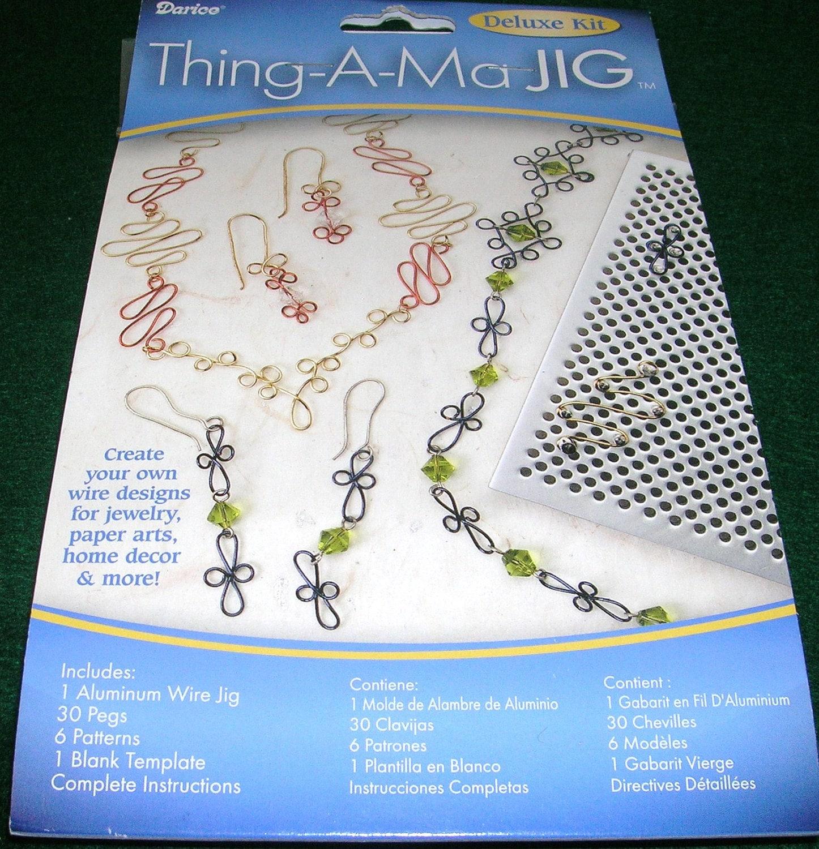 Darice Thing A Ma Jig Patterns - Patterns Kid