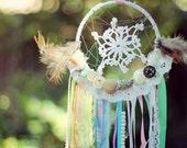 Handmade Pastel Dream Catcher