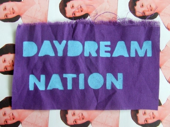 DAYDREAM NATION patch