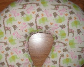 Nursing pillow cover - Carter's Jungle Jill - fits Boppy