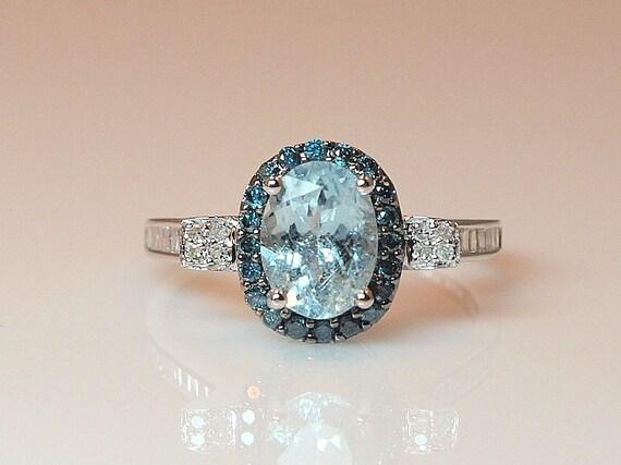 Elbaite Tourmaline 10k Gold Ring Size 7