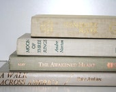 Beige Books 4 Instant Library Collection Interior Design Photography Prop