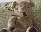 Handmade Big Teddy Bear