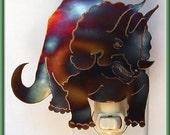 Triceratops Nightlight