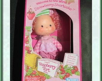 Raspberry Tart Doll - Mint In Box