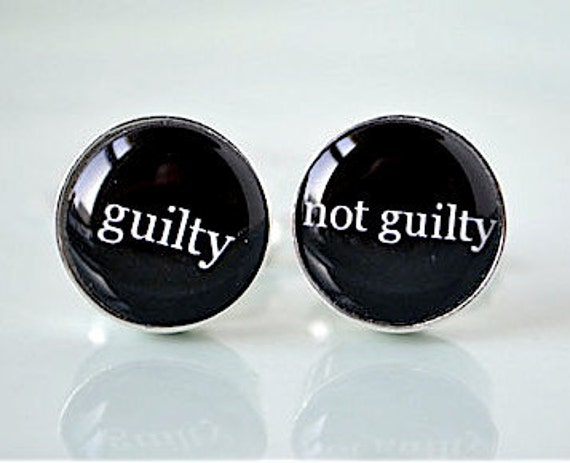 guilty or not guilty Guilty or not guilty was a canadian panel quiz show television series which aired on cbc television from 1958 to 1959 premise duncan crux, a lawyer, hosted this vancouver-produced series actual legal cases were presented in a trial format to a panel which resembled a jury.