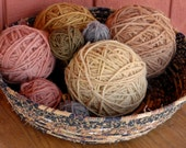 African Print , Handmade, Fabric Bowls for Decoration, Storage, or Gifts.  Large Baskets made from 100% Cotton
