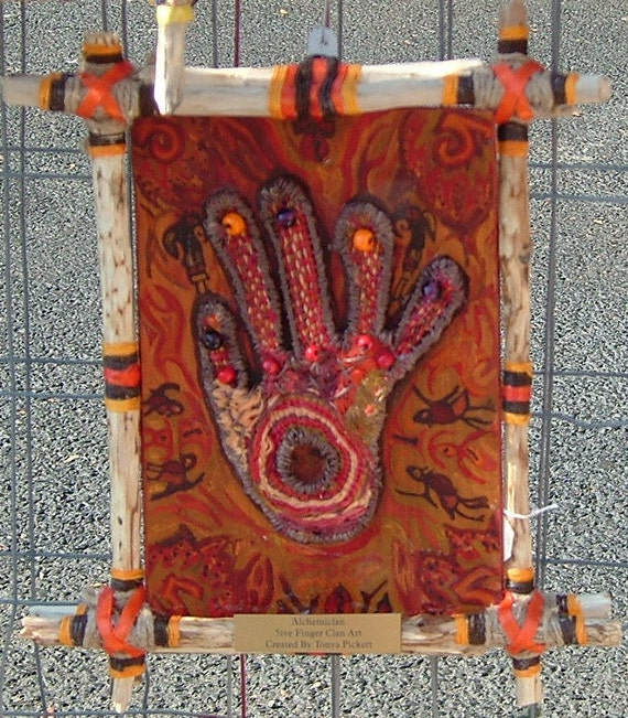 Alchemiclan-Fire Ceremony-Red and Orange, Flames, Renewal, Hawaii