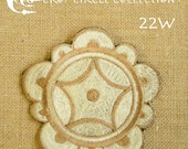 Sacred Geometry Crop Circle Patches - Crop Circle Collection (22W)