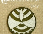 Sacred Geometry Crop Circle Patches - Crop Circle Collection (36Y)