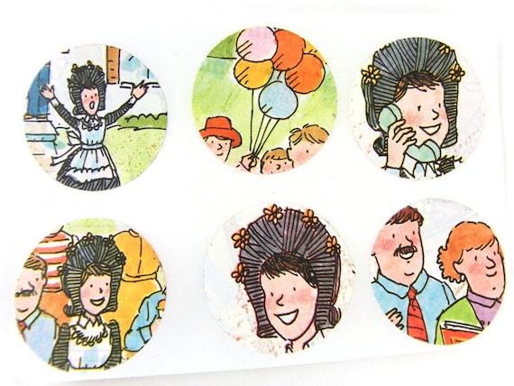 Amelia Bedelia Stickers