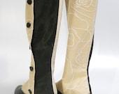 Smooth Light calf height SPATS