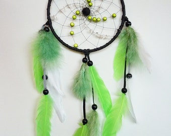 Dreamcatcher: Shades of green // Reduced Price!