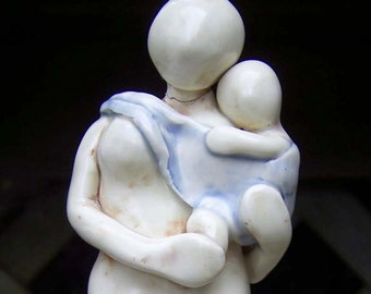 Toddler Baby-Carrying Mama - Made to Order