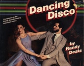 Vintage Dancing Disco instructional book - how-tos, disco style, and how to live the disco dream