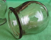 Vintage Medical Jar - Cup from 60s. medical supplies