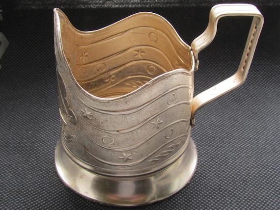 Vintage Tea Glass Holder