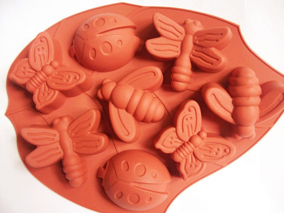 Silicone cake mould chocolate mould candy mold soap mould bread mould mousse mould with insets shapes