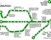 Boston Green Line: Your Love Story Save the Date