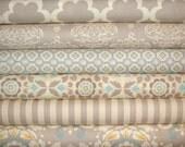 Baby Bedding Crib Quilt and Crib Skirt  Grey and  White Pink BlueToddler Blanket Set