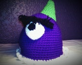 One-Eye-One-Horn-Purple-People-Eater Baby/Toddler hat