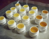 Organic Lip Balm - Now has 5 flavors to choose from, 1/4 oz. jar