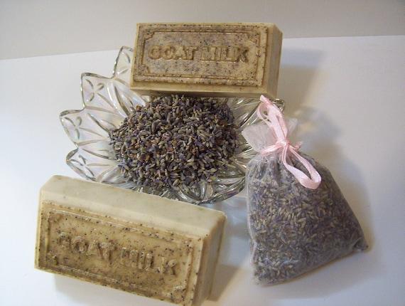 Goats Milk Soap, Lavender Dreams - Heavenly Lavender with a hint of Patchouli