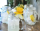 Personalized Mason Jar- Great for any Party