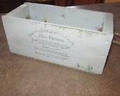Rope Handled Box