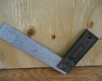 Vintage square stanley vintage tool
