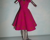 Barbie Pink Sun Dress