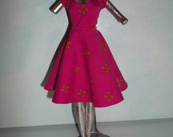 Barbie Pink Sun Dress
