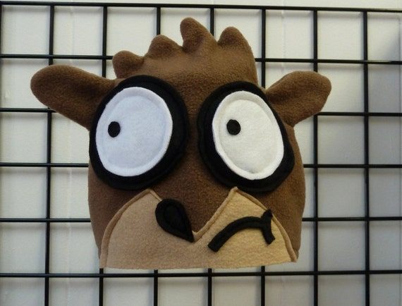 Rigby Hat from Regular Show