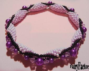 Angels Fall First - Cuff/Bracelet PATTERN