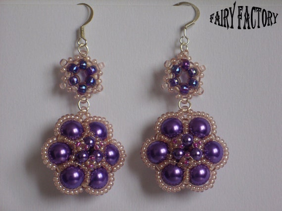 Spring Awakening   Earrings Pattern