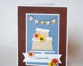 Birthday, Wedding, or Anniversary Card