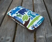 Alexander Henry 2d Zoo Boutique Travel Baby Wipes Case Michael Miller Unisex