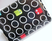 Quilted Vinyl Wallet -Geeks Gone Wild Pac-Man (In-Stock, Ready to Ship)