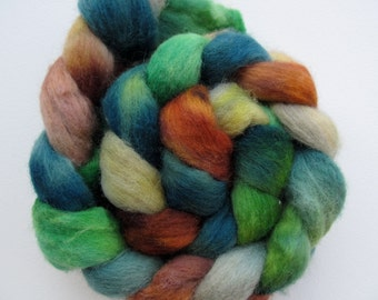 I Never Promised You an Herb Garden Shetland Combed Spinning Top (roving) 4.1 oz Free U.S. Shipping