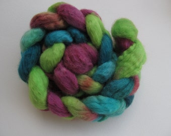 Cocktail Umbrella BFL Combed Spinning Top (roving) 3.7 oz Free U.S. Shipping