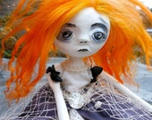 Cute Artist Doll Parker