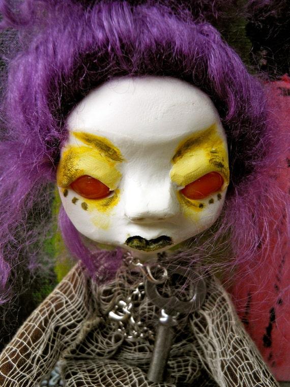 OOAK Doll Jade
