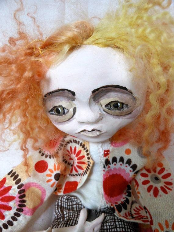 OOAK Handmade Art Doll Harper