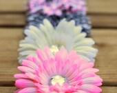 Free Shipping set of 5 daisy clips