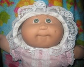 Adorable Vintage 1985 Cabbage Patch Kids Preemie Doll