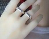 Silver Rings for BJDs