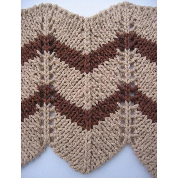 Knitting for the Knitting Board, Knitting Loom, Knitting Rake Book from Frame...