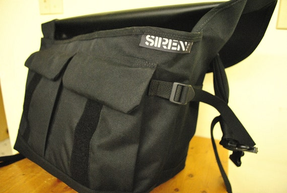 LARGE Waterproof Bike Messenger Bag