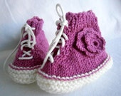 Baby Booties   Hi-top Sneakers PLEASE STATE SIZE